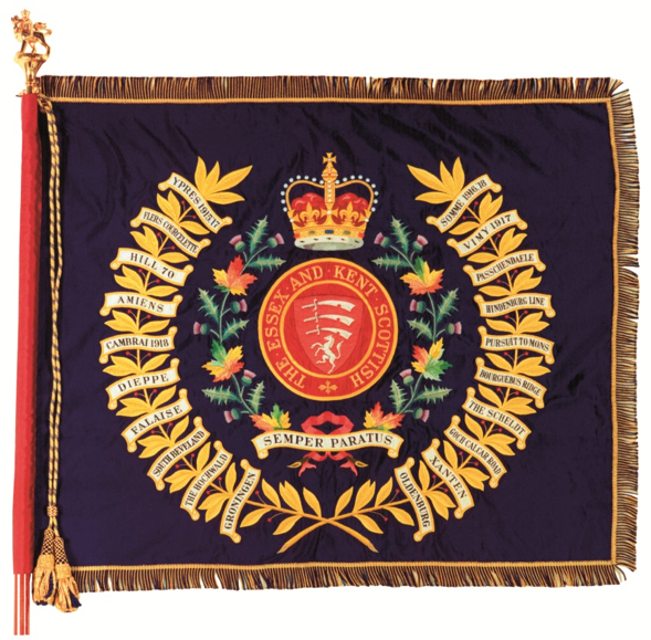 Regimental Colours 1994